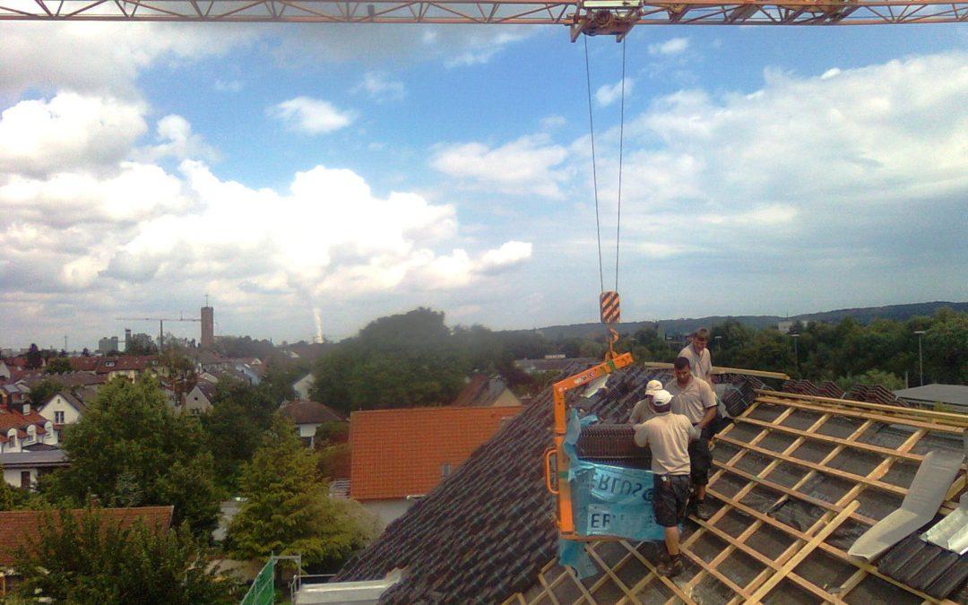 Ist es wichtig, das Dach zu dämmen?