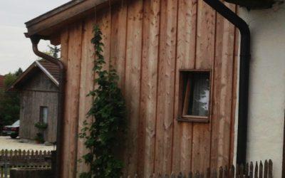 Mut zur Fassade! Holzfassaden