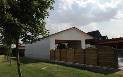Mut zur Fassade – Teil 4 Metallprofil
