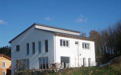 Serie Dachformen Teil 2: Das Pultdach