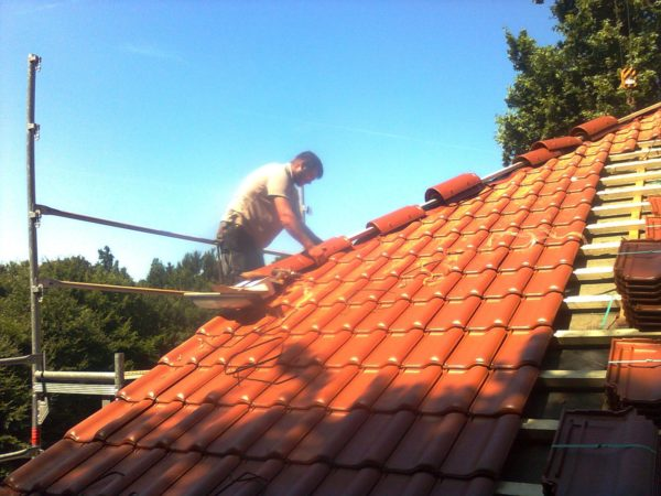 Fachgerechte Dachsanierung