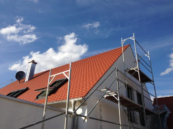 Dach - Zimmerei S.Brunnermeier
