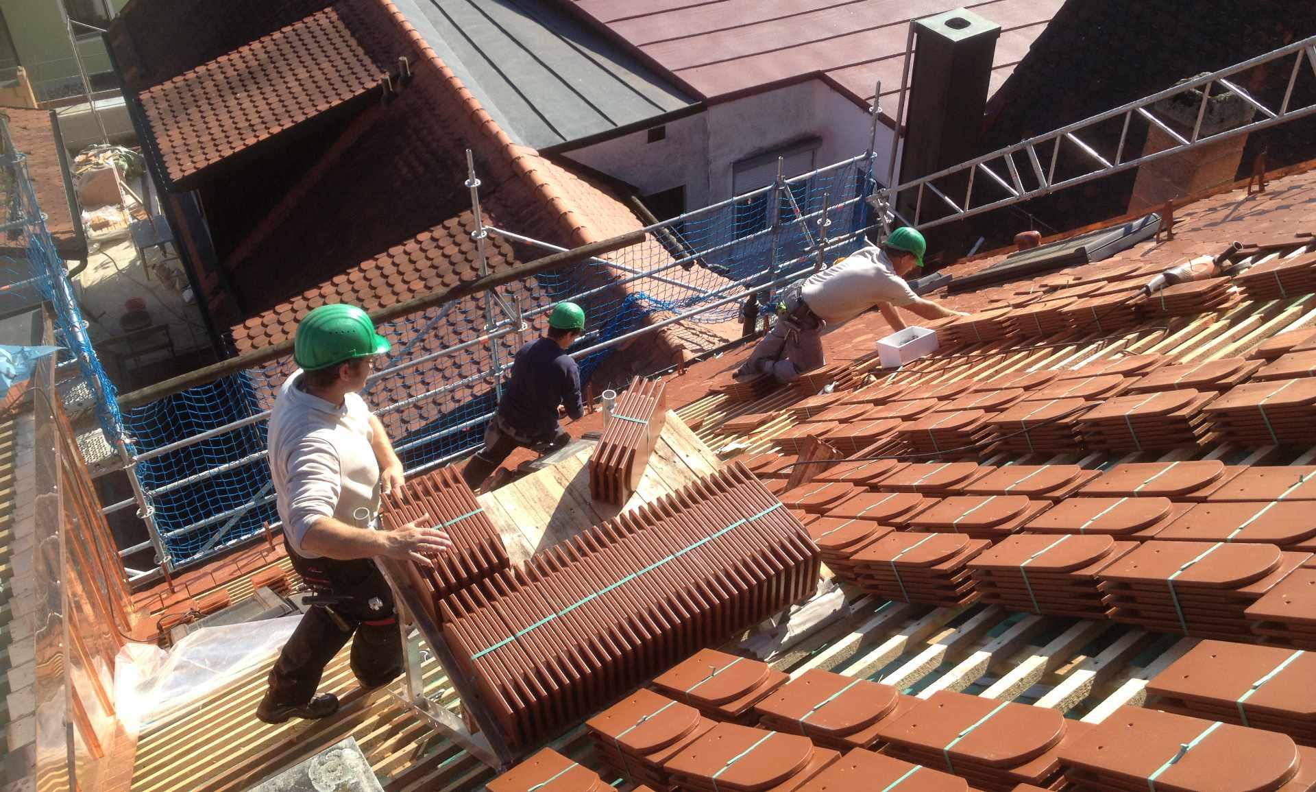 Dacharbeiten Häring