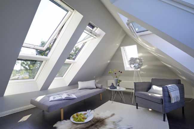 Dachflächenfenster - Licht im Dach