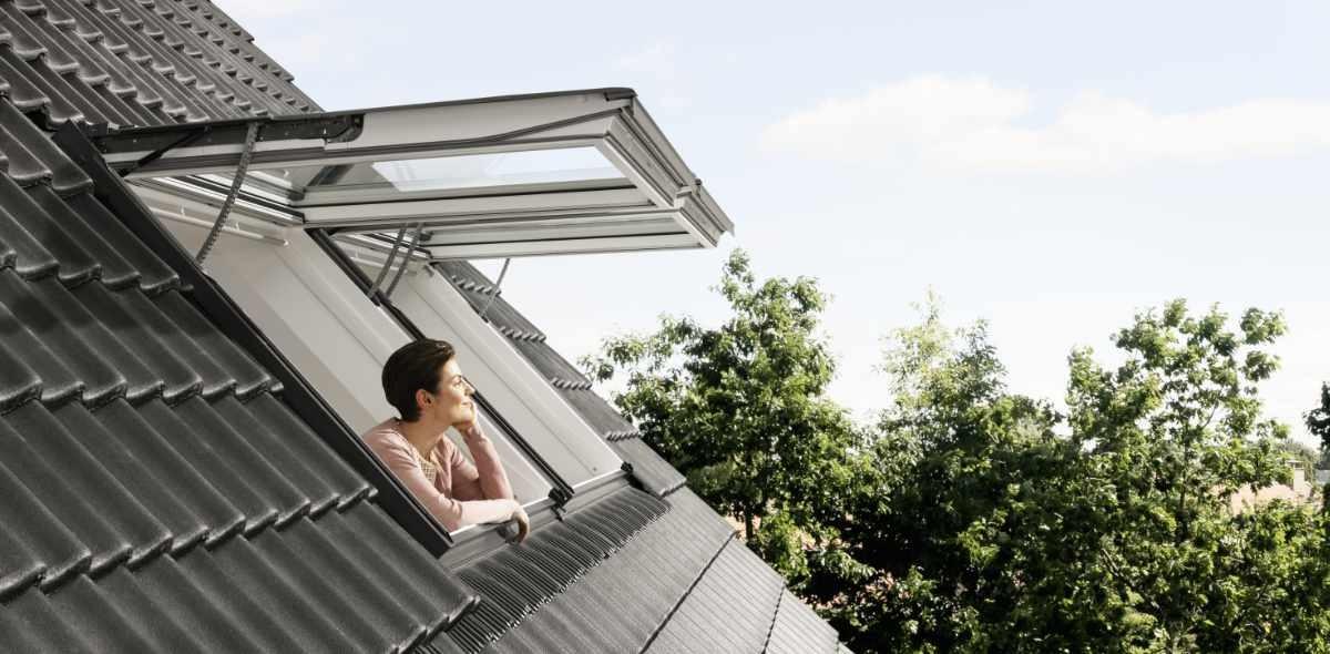 Licht im Dach - Dachflächenfenster